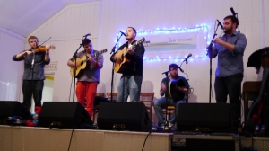 Rura at the 2012 Islay Sessions Concert